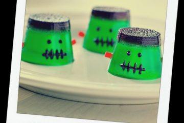 monster jello jigglers