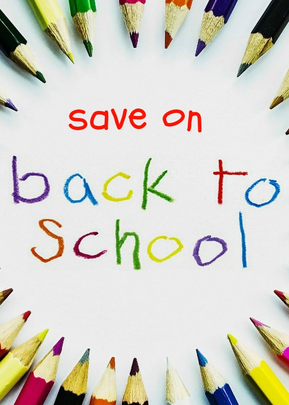 Save on Back to School by Woman of Many Roles