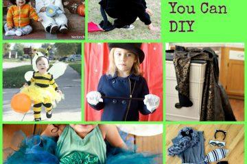 7 DIY Halloween Costumes