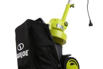 Sunjoe Blower Vacuum Mulcher