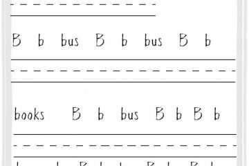 B is for Bus