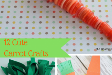 Carrot Crafts