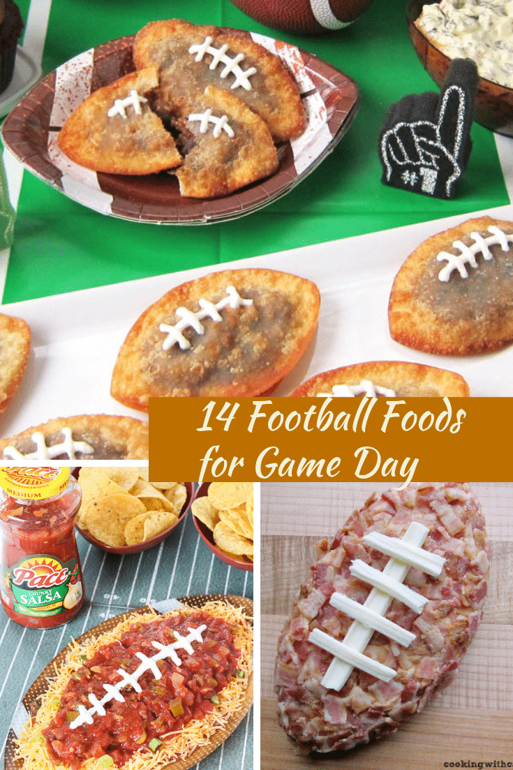 14 Football Foods For Game Day