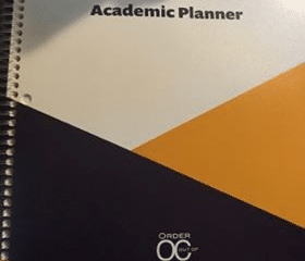 Order of Chaos planner