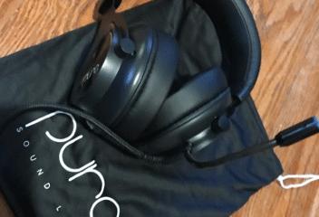 PuroGamer Volume Limited Headphones